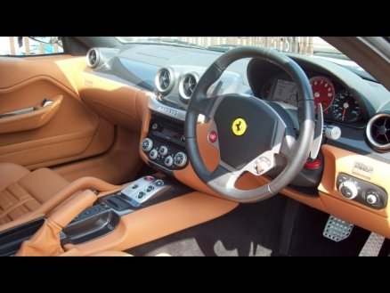 Used Ferrari 599 for sale in UK