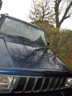 Used Jeep Cherokee for sale in UK