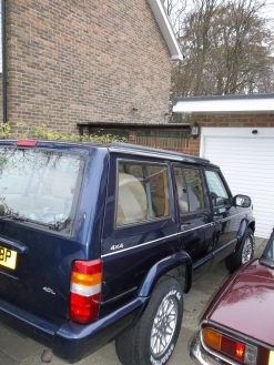 Jeep Cherokee for sale in UK