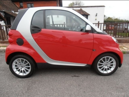 red smart fortwo used car for sale. Black Bedroom Furniture Sets. Home Design Ideas