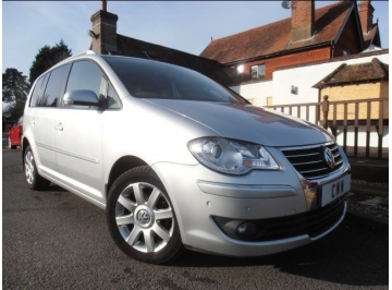 Volkswagen Touran for sale