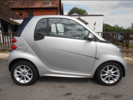 SMART Fortwo for sale in UK