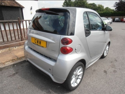Used SMART Fortwo for sale in UK