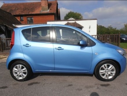Vauxhall Agila for sale in UK