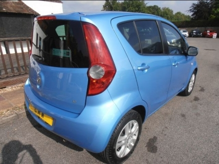 Used Vauxhall Agila for sale in UK