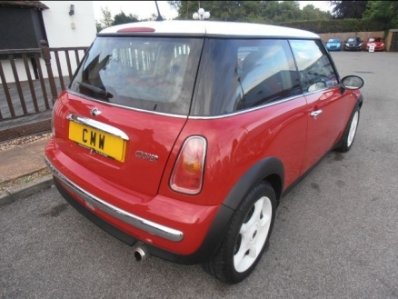 Used Mini Hatch Cooper for sale in UK