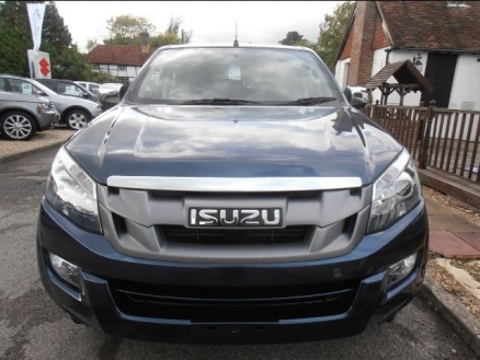 Used Isuzu D Max for sale