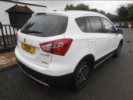 Used Suzuki Sx4 for sale in UK