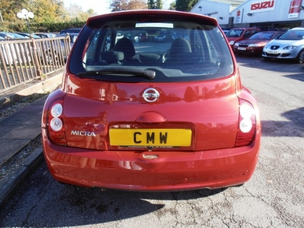 Nissan Micra for sale in UK
