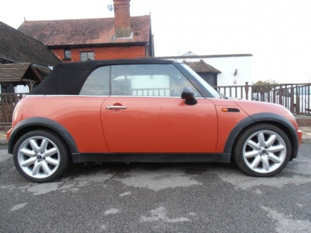 Mini Convertible for sale in UK