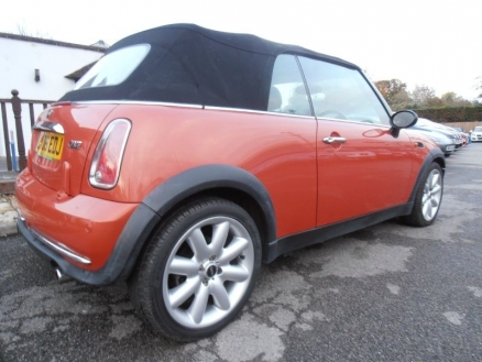 Used Mini Convertible for sale in UK