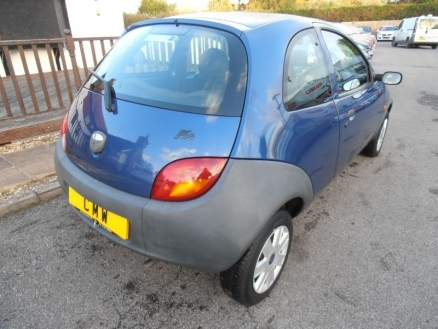 Used Ford Ka for sale in UK