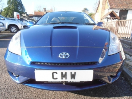 Used Toyota Celica for sale