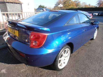 Used Toyota Celica for sale in UK