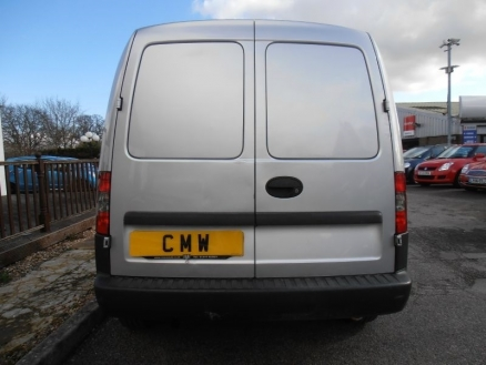 Used Vauxhall Combo for sale in UK