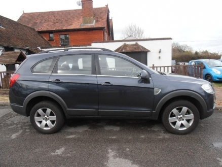 Chevrolet Captiva for sale in UK