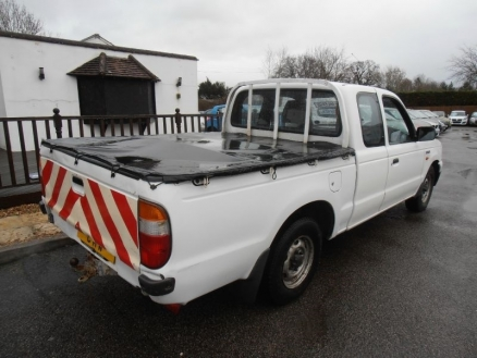 Used Ford Ranger for sale in UK