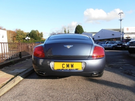 Bentley Continental for sale in UK