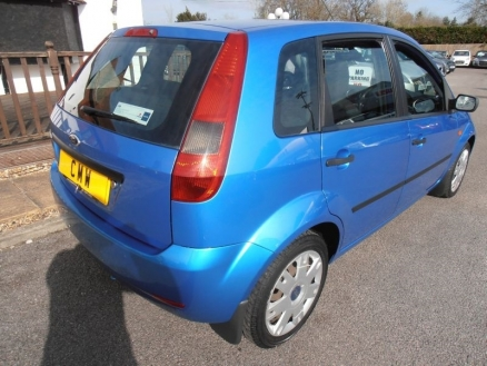 Used Ford Fiesta for sale in UK