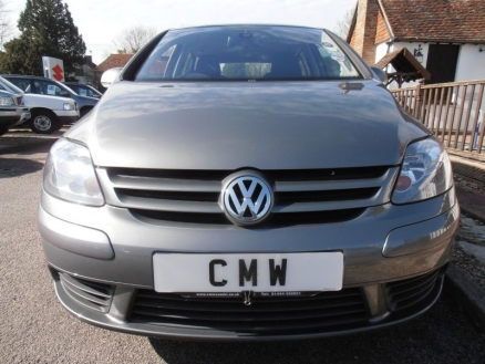 Used Volkswagen Golf plus for sale