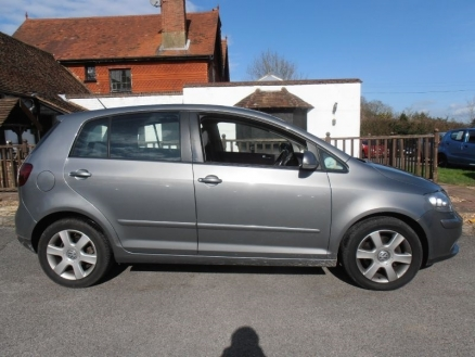 Volkswagen Golf plus for sale in UK