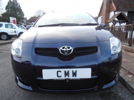 Used Toyota Auris for sale