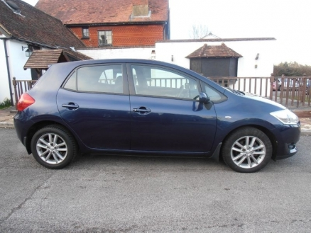 Toyota Auris for sale in UK