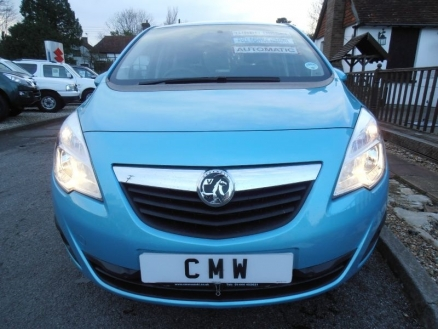 Used Vauxhall Meriva for sale