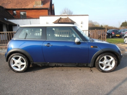 Mini Hatch Cooper for sale in UK